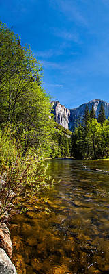 Yosemite Falls Photograph - Morning Inspirations 1 Of 3 by Az Jackson
