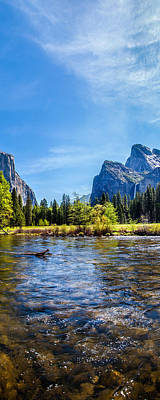 Yosemite Falls Photograph - Morning Inspirations 2 Of 3 by Az Jackson