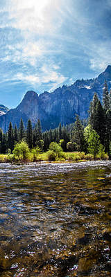 Yosemite National Park Wall Art - Photograph - Morning Inspirations 3 Of 3 by Az Jackson