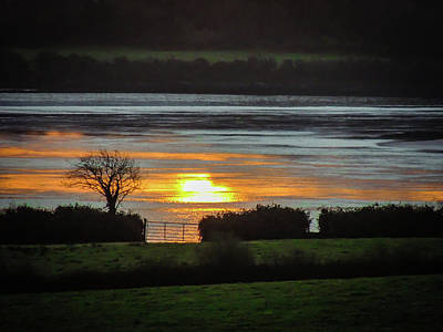 Photograph - Morning Irish Reflections by James Truett