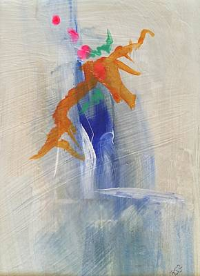 Painting - Morning by Kim Shuckhart Gunns