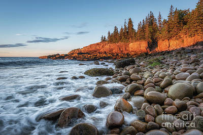 Photograph - Morning Light At Boulder Beach by Michael Ver Sprill