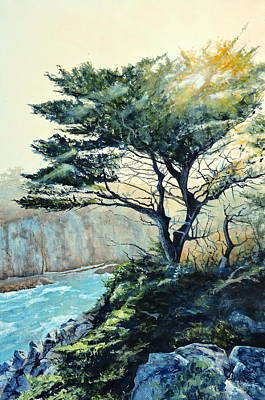 Painting - Morning Light by Bill Hudson