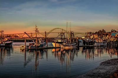 Photograph - Morning Light by Bill Posner