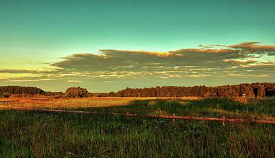 Photograph - Morning Light #g5 by Leif Sohlman