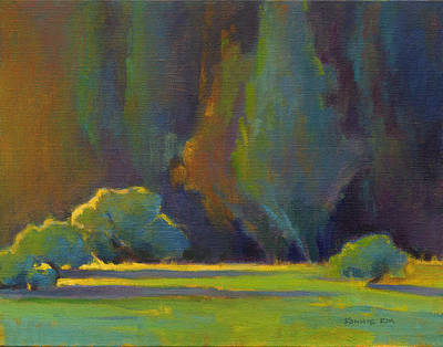 Painting - Morning Light by Konnie Kim
