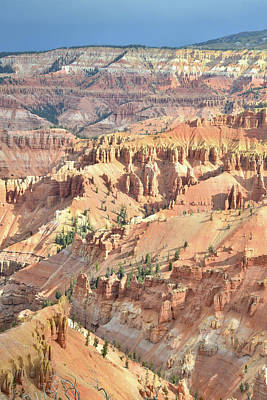 Photograph - Morning Light On Cedar Breaks by Ray Mathis