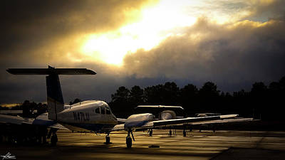 Photograph - Morning Light On The Ramp by Philip Rispin
