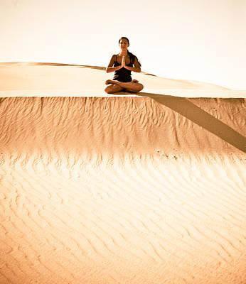 Photograph - Morning Meditation by Scott Sawyer