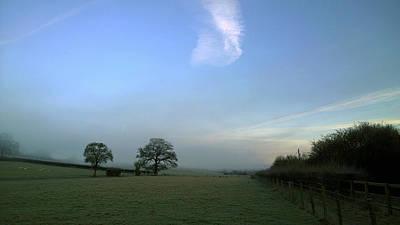 Photograph - Morning Mist by Anne Kotan