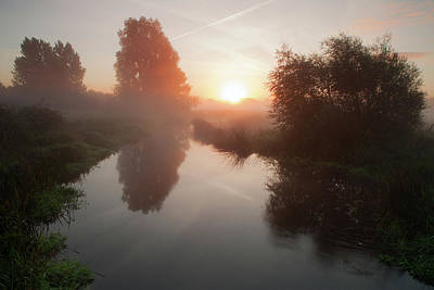 Photograph - Morning Mist by Nick Atkin