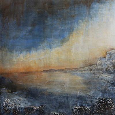 Morning Mist Original by Patricia Pasbrig