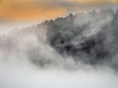 Photograph - Morning Mists Over Klamath by Greg Nyquist