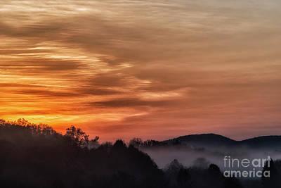 Photograph - Morning Mountain Glow by Thomas R Fletcher