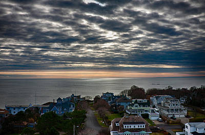 Photograph - Morning Off Marblehead Head Neck by Jeff Folger