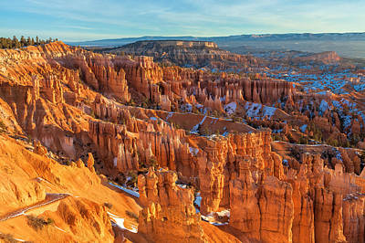 Photograph - Morning On Bryce Canyon by Jonathan Nguyen