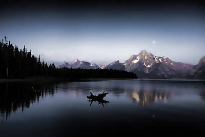 Morning On Jackson Lake Original