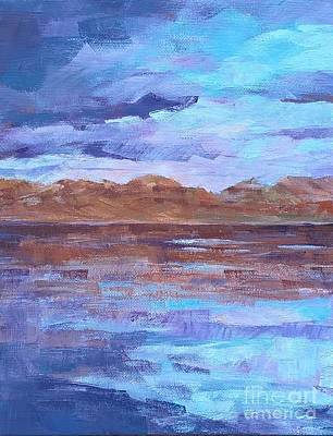 Painting - Morning On The River by Lisa Dionne