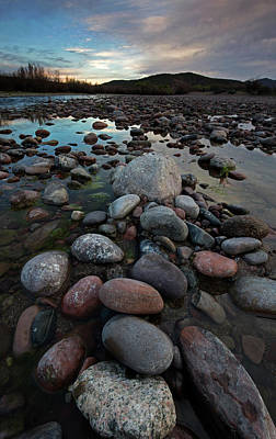 Photograph - Morning On The River by Sue Cullumber