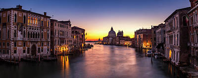 Photograph - Morning Over Venice by Andrew Soundarajan