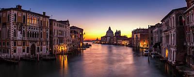 Morning Over Venice Art Print by Andrew Soundarajan