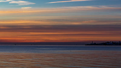 Photograph - Morning Pastels by Darryl Hendricks