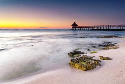 Photograph - Morning Pastels by Edward Kreis