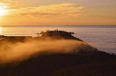 Photograph - Morning Pier by Marek Stepan