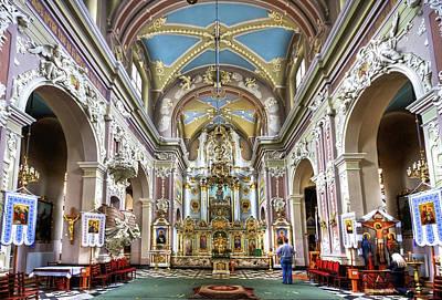 Lviv Photograph - Morning Prayer by Evelina Kremsdorf