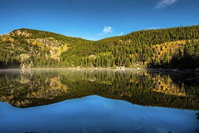 Photograph - Morning Reflections by Greg Wyatt