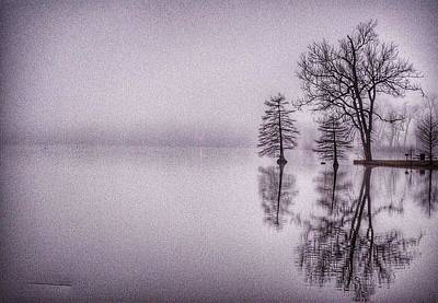 Morning Reflections Art Print by Sumoflam Photography