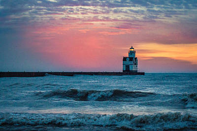 Photograph - Morning Rolls In by Bill Pevlor
