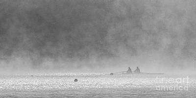 Photograph - Morning Row II by Brad Allen Fine Art