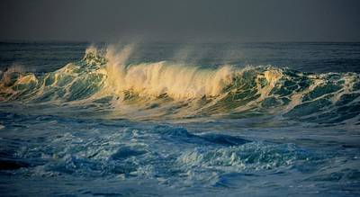 Photograph - Morning Sea Spray by Lori Seaman