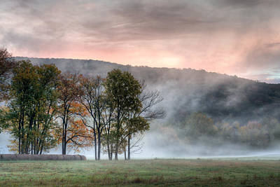 Arkansas Photograph - Morning Serenity by James Barber