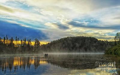 Photograph - Morning Serenity.. by Nina Stavlund