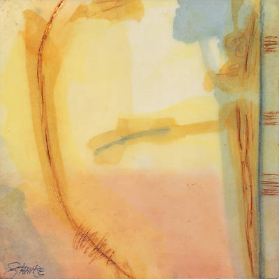 Morning Series - 2 Art Print by Sally  Tuttle