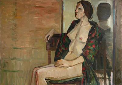 Painting - Morning Sessing by Juliya Zhukova