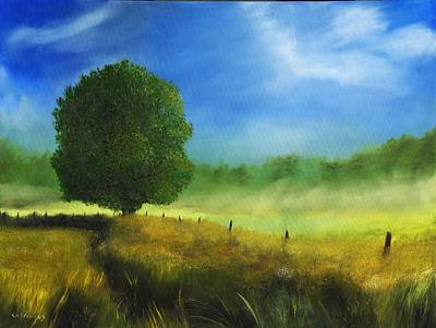 Painting - Morning Shade by Craig Stevens