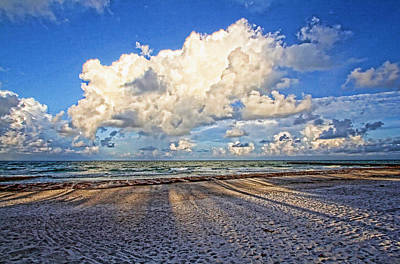 Photograph - Morning Shadows by HH Photography of Florida
