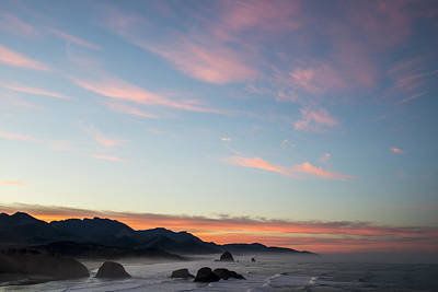 Photograph - Morning Sky by Robert Potts