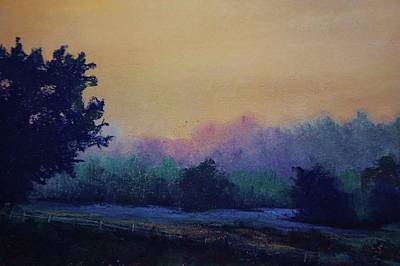 Painting - Morning Song by Gary Edward Jennings