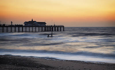 Photograph - Morning Southwold by Ian Merton