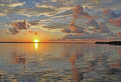 Photograph - Morning Splendor by HH Photography of Florida