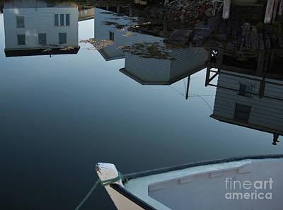 Photograph - Morning Still On Fogo Island by Tatiana Travelways