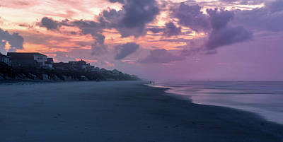 Photograph - Morning Stroll On The Beach by Boyce Fitzgerald