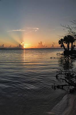 Photograph - Morning Sun Blast by John M Bailey