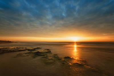 Seaside Photograph - Morning Sun by Piotr Krol (bax)