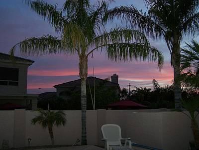 Photograph - Morning Sunrise 2 by Pamela Walrath