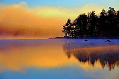 Photograph - Morning Sunrise by Gary Corbett